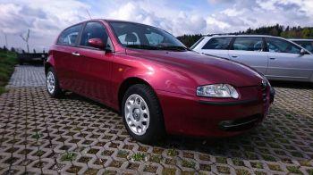 Alfa 147 2.0 SEL 150 PS AUTOMATIK